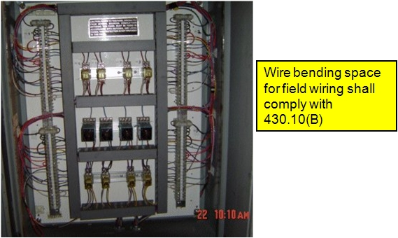 2008 nec changes test 18 rh electrician2 com Electrical Terminal Connections Electrical Terminals and Connectors