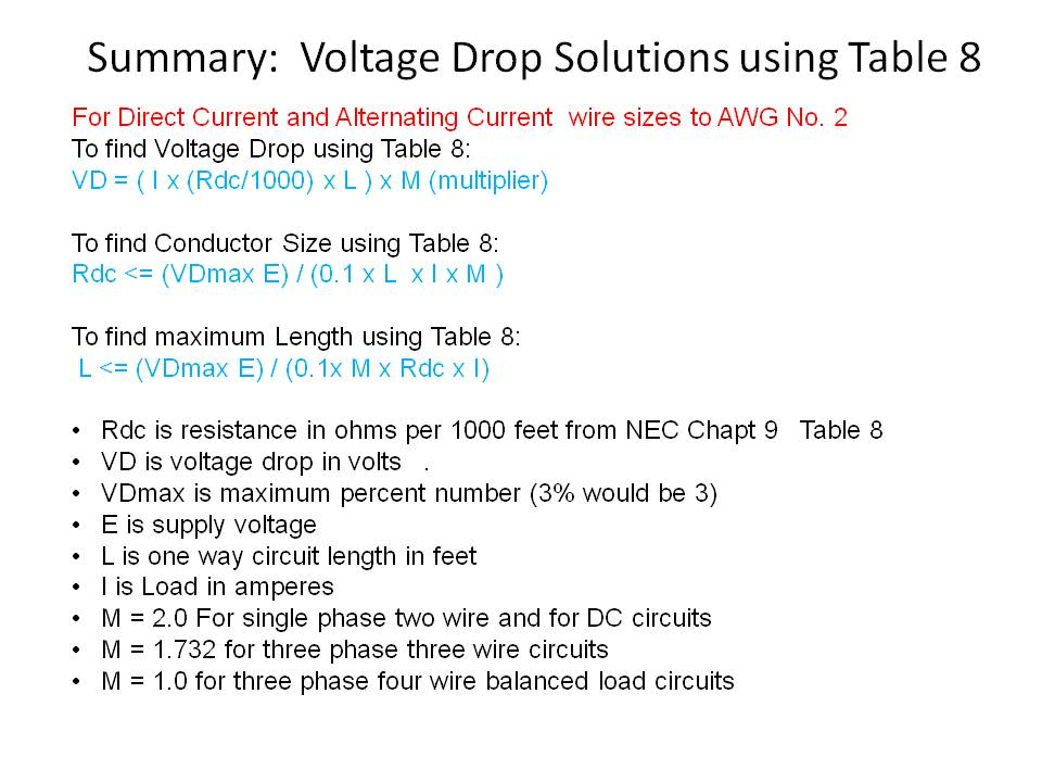 Voltage drop test 3 keyboard keysfo