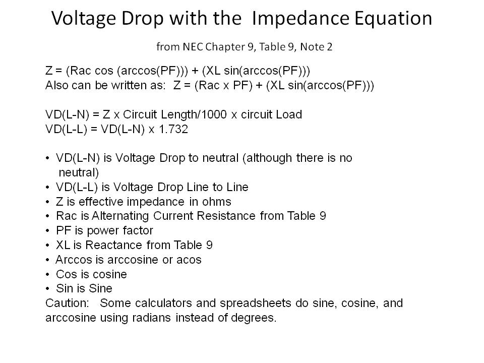 Voltage drop test 4 a inductance greentooth Image collections